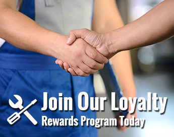 Join Our Loyalty Rewards Program Today